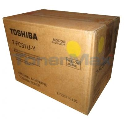 TOSHIBA E STUDIO 210C TONER YELLOW